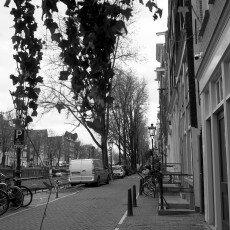 Amsterdam city centre empty 03