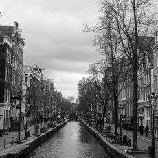 Amsterdam city centre empty 05