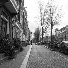 Amsterdam city centre empty 07