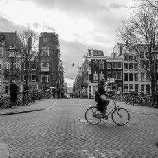 Amsterdam city centre empty 18