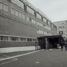 Amsterdam city centre empty 19