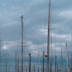 Charming Enkhuizen - the marina