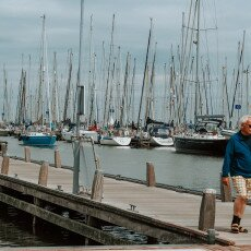 Charming Enkhuizen - the marina 02