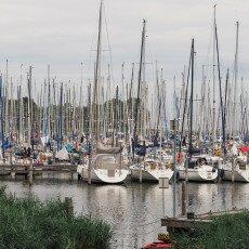 Charming Enkhuizen - the marina 03