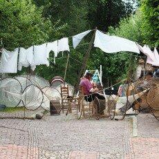 Zuiderzee Museum fisherman
