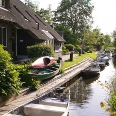 An evening in Giethoorn 08