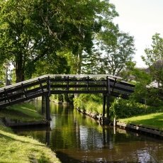 An evening in Giethoorn 09