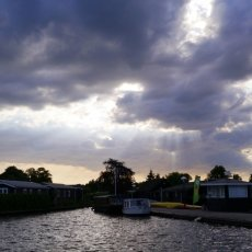 An evening in Giethoorn 14
