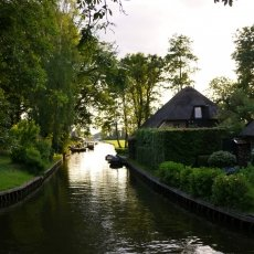 An evening in Giethoorn 20