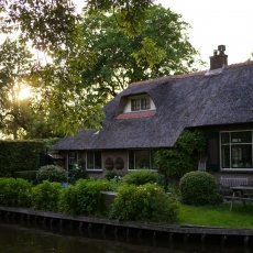 An evening in Giethoorn 21