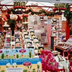 Flower Market Amsterdam 01
