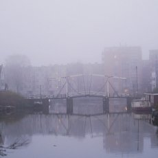 Foggy day on Westelijke Eilanden 01