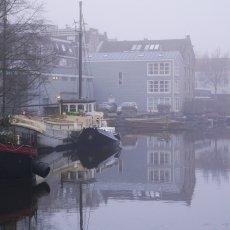 Foggy day on Westelijke Eilanden 02