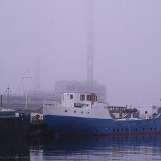 Foggy day on Westelijke Eilanden 06