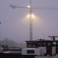Foggy day on Westelijke Eilanden 10