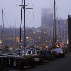 Foggy day on Westelijke Eilanden 13