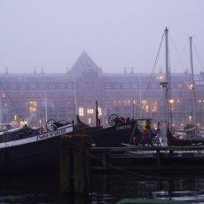 Foggy day on Westelijke Eilanden 15