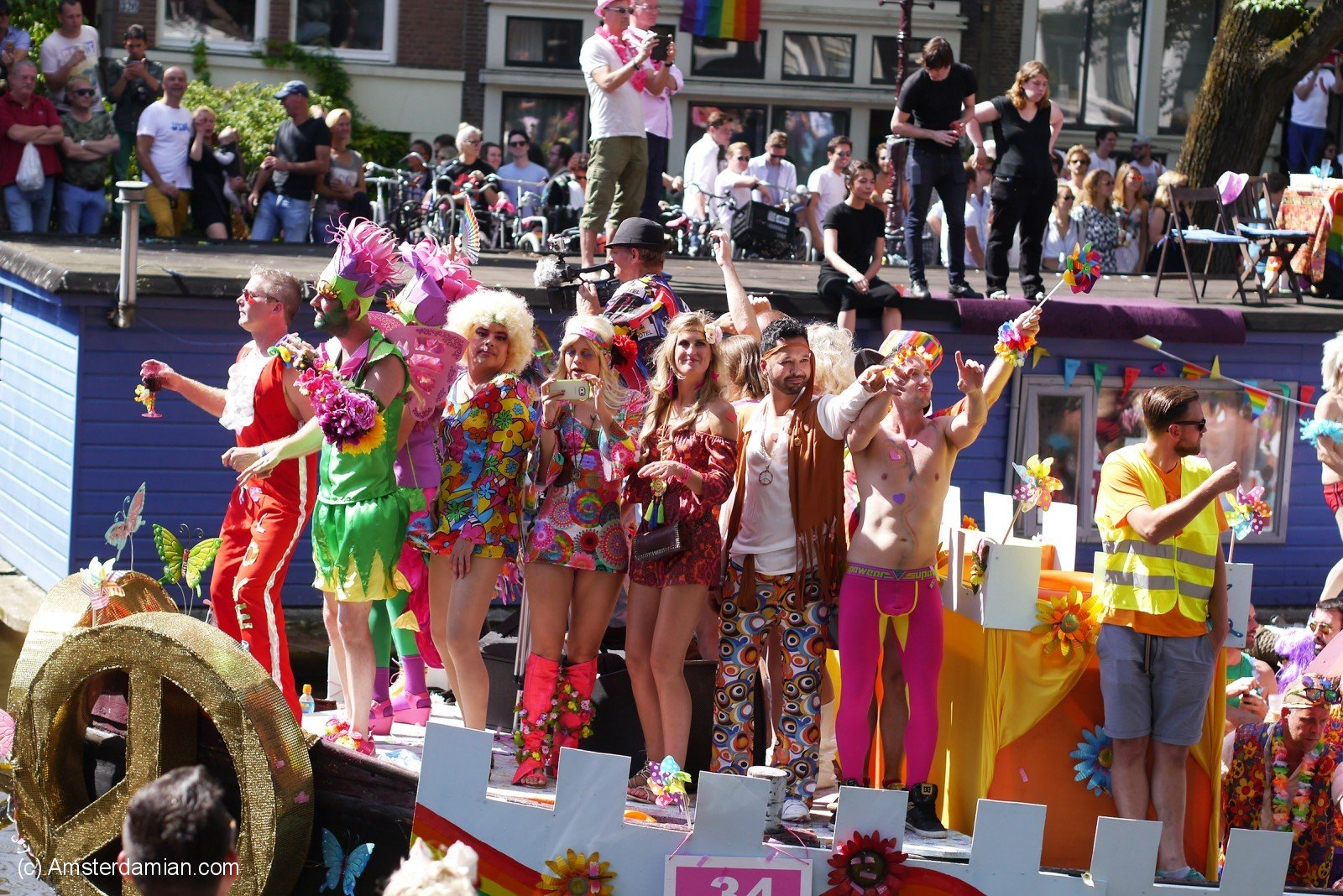 from Cannon when is gay pride in amsterdam