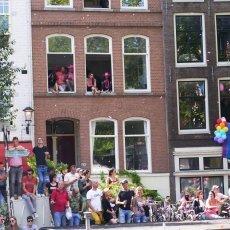Gay Pride - the audience 09