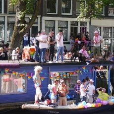 Gay Pride - the audience 10