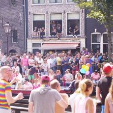 Gay Pride - the audience 18