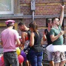 Gay Pride - the audience 30