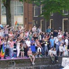 Gay Pride - the audience 23