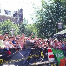 Gay Pride - the audience 24