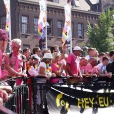 Gay Pride - the audience 25