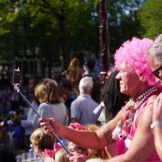 Gay Pride - the audience 27