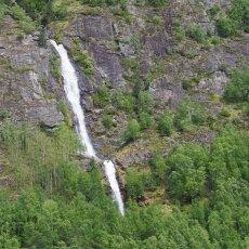 Waterfalls of Geirangerfjord 01