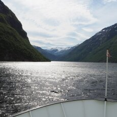 Cruise on the Geirangerfjord 05