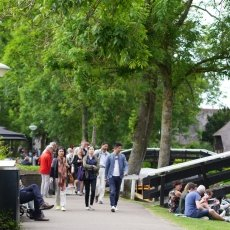 Giethoorn - the tourists 10