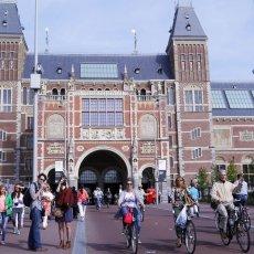 Through the Rijkmuseum Passage
