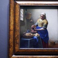 Vermeer\'s Milkmaid