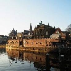 Haarlem in February 21