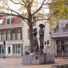 Haarlem in October 01