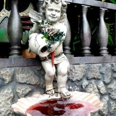 The blood fountain