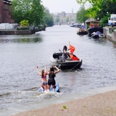 Water sports in Amsterdam
