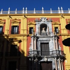 Málaga in February 09