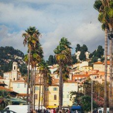 October in Menton, France 03