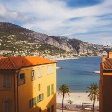 October in Menton, France 18