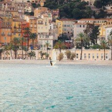 October in Menton, France 23