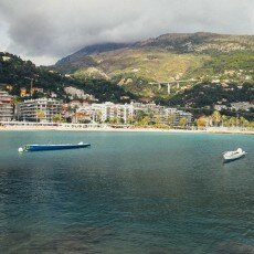October in Menton, France 24