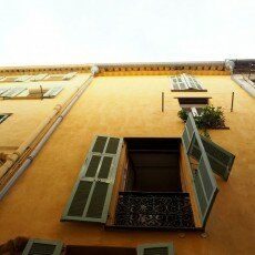 October in Menton, France 29