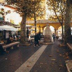 October in Menton, France 31