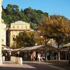 Autumn in Nice 01