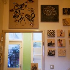 Open Ateliers Nieuwmarkt 04