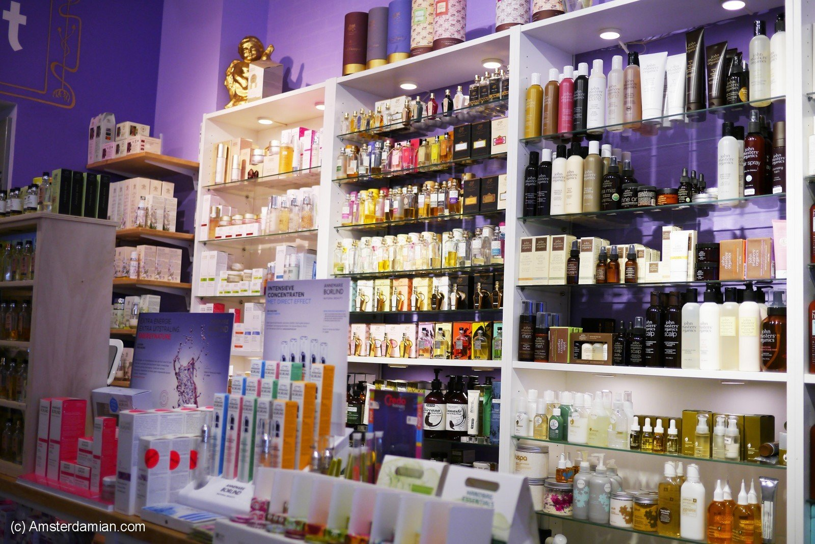 Where to find organic beauty products in Amsterdam | Amsterdamian