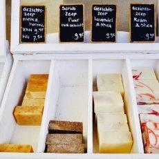 Bio cosmetics - hand-made soap